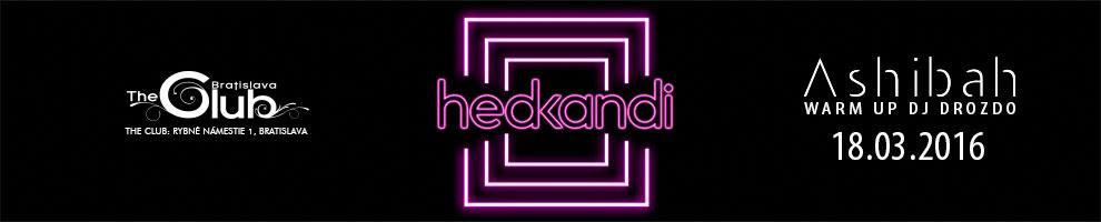 HEDKANDI V THE CLUBE