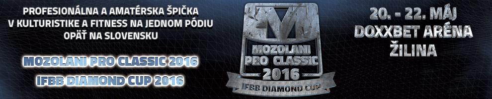 MOZOLANI PRO CLASSIC 2016