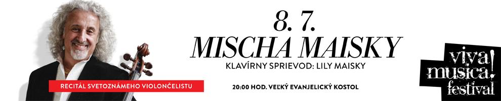 MISCHA MAISKY: RECITÁL