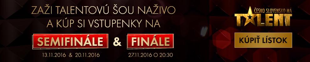 ČESKO SLOVENSKO MÁ TALENT 2016