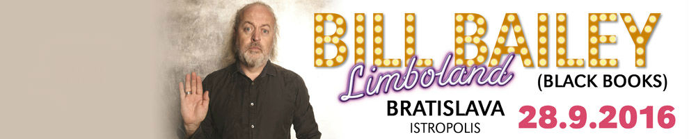 BILL BAILEY - LIMBOLAND