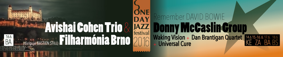 ONE DAY JAZZ FESTIVAL 2016
