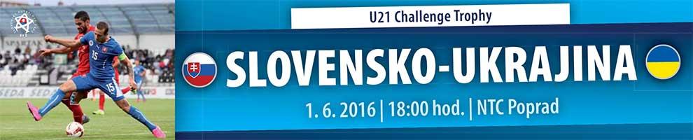 U21 SLOVENSKO - UKRAJINA