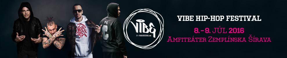 VIBE HIP HOP FESTIVAL 2016