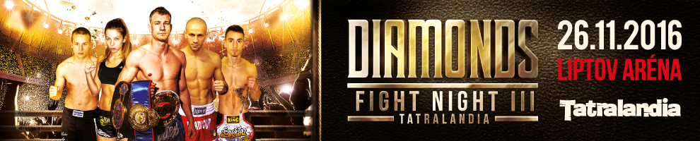 DIAMOND FIGHT NIGHT